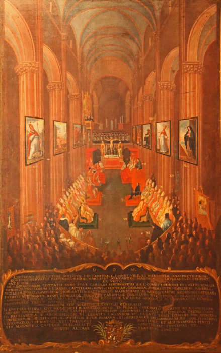 the council of trent 2 More council of trent videos the council of trent in 5 and a half minutes basic information on an important series of meetings in the 16th century.